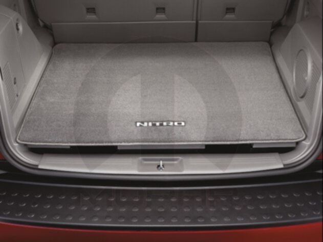 Cargo Area Mat, Carpeted