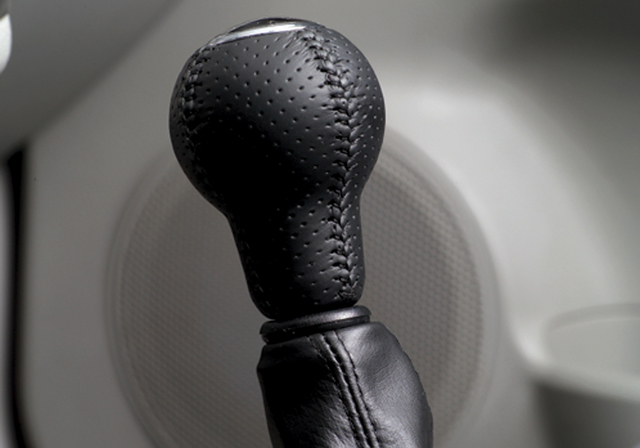 Shift Knob, Leather