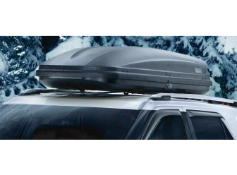 Roof Cargo Box By Thule, Extra-Large - Ford (VET4Z-7855100-A)