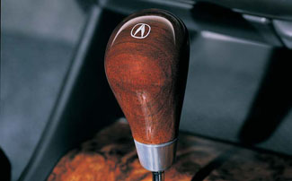 Knob, Shift (Mahogany)