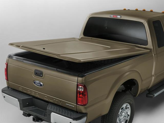 2011 2014 Ford Tonneau Cover Hard Painted 6 5 Bed Vdc3z 99501a42 Ab Ford Parts Quick