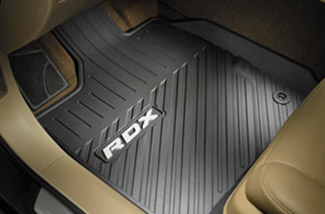 All Season Mats - Acura (08P13-TX4-213)