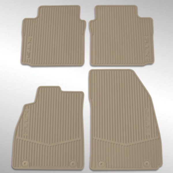 Floor Mats, All-Weather - GM (22780668)