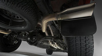 TRD PERFORMANCE DUAL EXHAUST SYSTEM Part # PTR03-34101 Needed to complete this kit - Toyota (PTR03-34161)