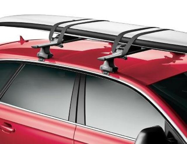 Roof Paddleboard Carrier - Ford (VFT4Z-7855100-B)