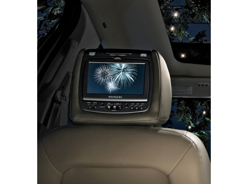 DVD System, Leather Headrest (Jl)