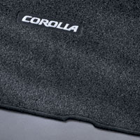 Carpet Floor Mats - Toyota (PT206-02041-11)