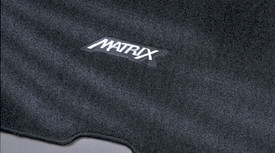Matrix Floor Mats 2WD W R Gray