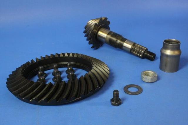 RING AND PINION - GEAR KIT 68203459AA