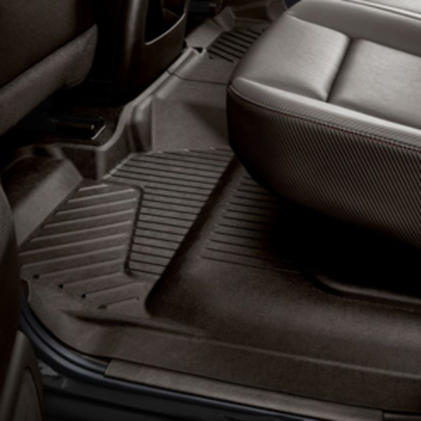 Floor Liners, All-Weather, Rear