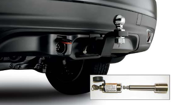 Trailer Hitch - Acura (08L92-TZ5-2A0)