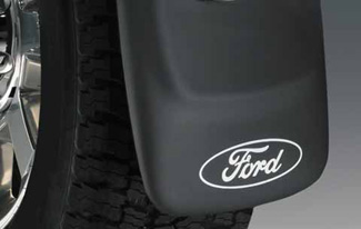 Splash Guards, Molded - Ford (8C3Z-16A550-CB)