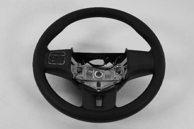 Steering Wheel - Mopar (1TL32DX9AG)