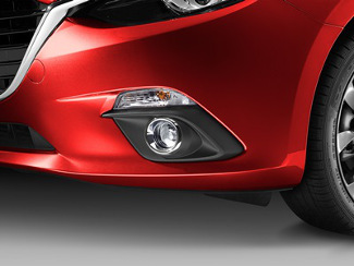 Fog Lights- Mazda3 4DR/5DR (2014- 2016)