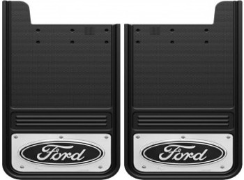Splash Guards, Rear, Gatorback - Ford (VHL3Z-16A550-J)