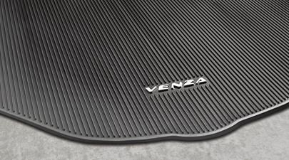 Venza All Weather Mats Cargo Black - Toyota (PT908-0T091-02)