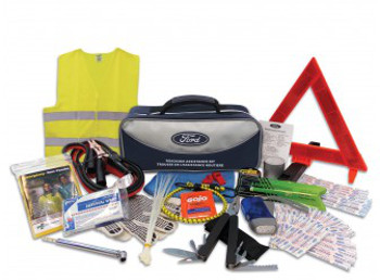 Roadside Assistance Kit W/Ford Logo - Ford (VFL3Z-19F515-A)