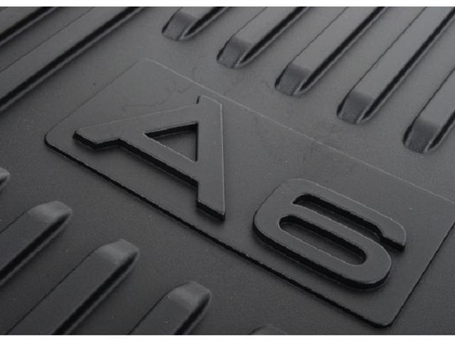 All-Weather Cargo Mat - Black - Audi (4G5-061-180)