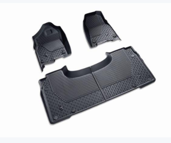 All-Weather Mat Kits - Brown Crew Cab - Mopar (82215320AB)