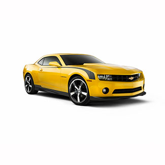 Bumper & Components - Front for 2013 Chevrolet Camaro