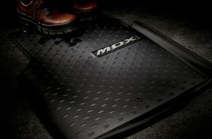 Floor Mats, All-Season, Black - Acura (08P13-S3V-210A)