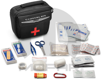 Safety, Roadside Assistance Kit, First Aid - Mopar (82214549AB)