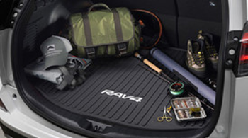 Cargo Tray - Black - Adventure Package