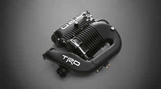 Trd, Supercharger, Fit Kit