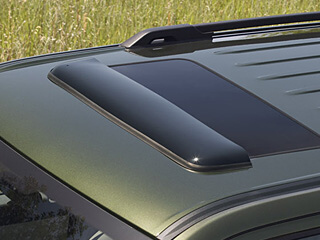 Air Deflector, Sunroof, Tinted - Mopar (82210699AB)