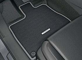 Floor Mats, Carpet, Premium, Hybrid Models