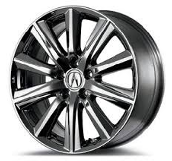 "19"" Alloy Wheels"