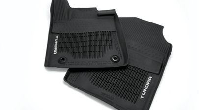 Tundra All Weather Mats Tub Dcab - Toyota (PT908-34162-02)