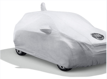Vehicle Cover, Full, Grey - Fiat (82214568)