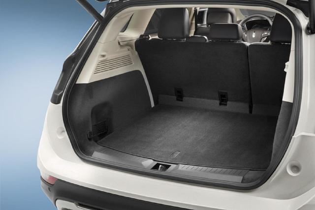 Cargo Area Floor Mat, Carpet - Ford (EJ7Z-7813046-AB)