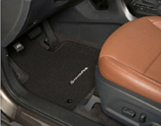 Complete Assembly-car Mat