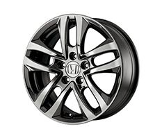 17-Inch Chrome-Look Alloy Wheel - Honda (08W17-T2A-100)