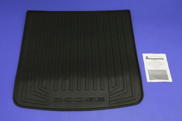 Cargo Tray, Molded, Black - Mopar (82211404AC)