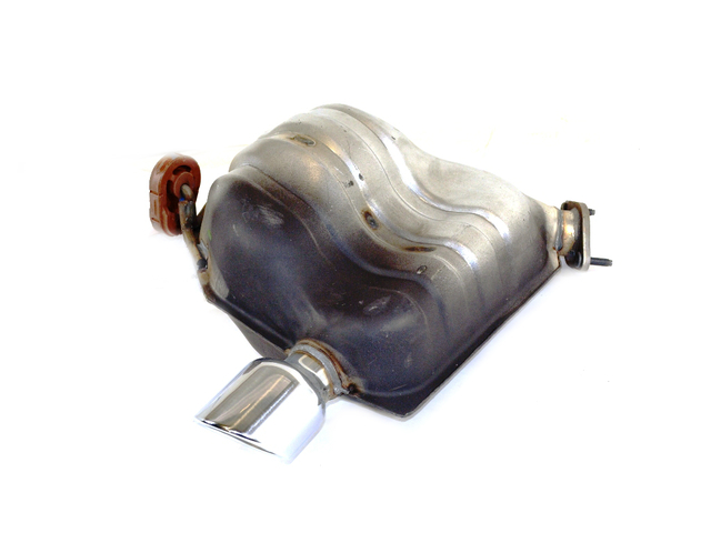 Exhaust Resonator And Tailpipe - Mopar (68276654AA)