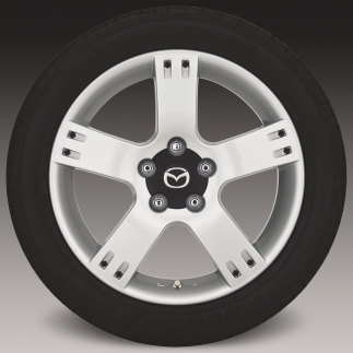 "17"" Wheel, Alloy"