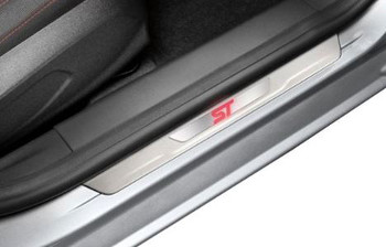 Door Sill Plates, Illuminated, Seat
