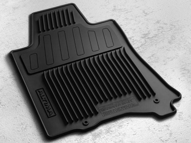 All-Season Floor Mats - Charcoal