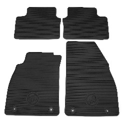 Floor Mats, All-Weather - GM (22766368)
