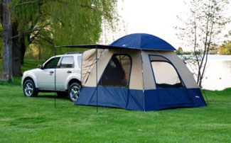 Bed Tent By Napier, Sportz Suv Camping