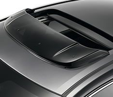 Air Deflector, Moonroof - Honda (08R01-TBA-100)