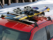 Roof Rack - Removable - Thule - Mopar (TRAB5304)