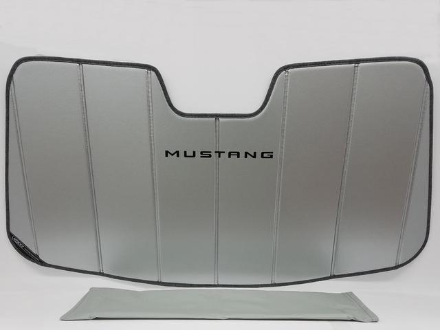 2015 - 2018 | Ford Mustang | Windshield Sunscreen | Shade | Smoke Tint - Ford (VJR3Z-78519A02-A)