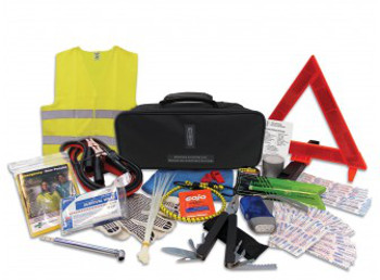 Roadside Assistance Kit W/Lincoln Logo