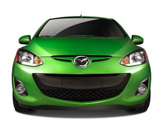 Fog Lights- Mazda2 (2011-2014)