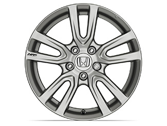 17 Inch Painted Finish Alloy Wheel - Coupe And Sedan
