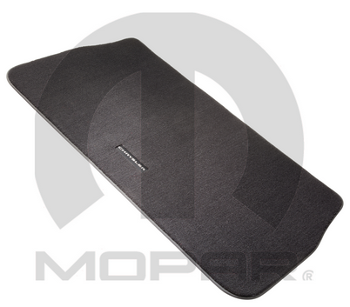 Cargo Mat, Carpet, Black - Mopar (82214521AB)